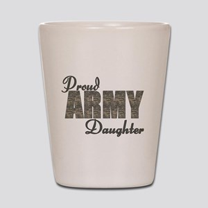 ACU Army Daughter Shot Glass