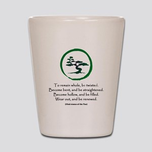 The Tao of the Tree Shot Glass