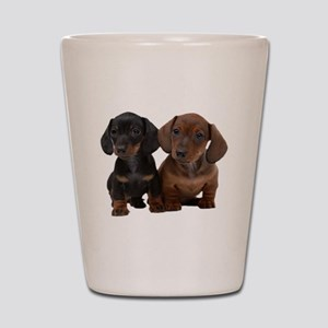 Dachshunds Shot Glass
