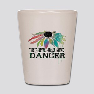 True Dancer Shot Glass