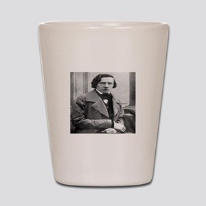 Frederick Chopin Shot Glass