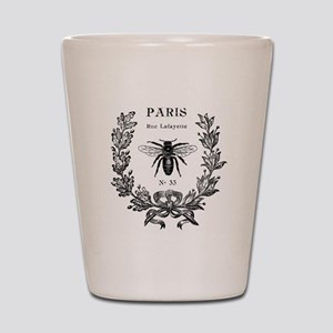 PARIS BEE Shot Glass