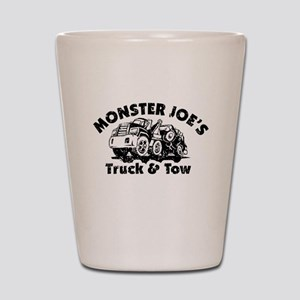 Monster Joe's Truck and Tow Shot Glass