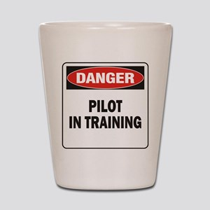 Pilot Shot Glass