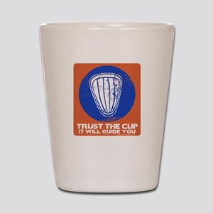 Blue Mountain State Captain's Cup Shot Glass