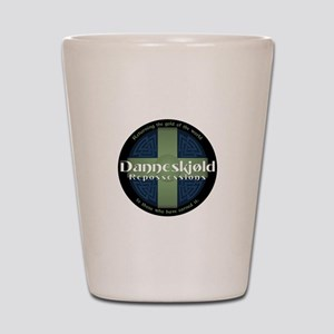Danneskjold Shot Glass