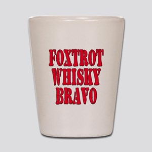 FWB Friends With Benefits Foxtrot Whisky Bravo Sho