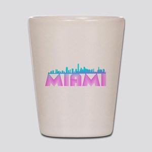 Miami Shot Glass