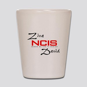 NCIS Ziva David Shot Glass