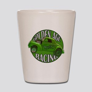 1941 Willys Gasser Lime Shot Glass