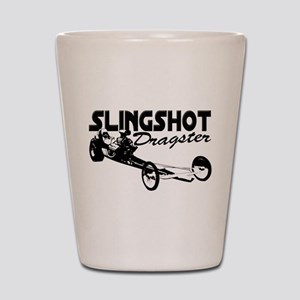 slingshot dragster Shot Glass