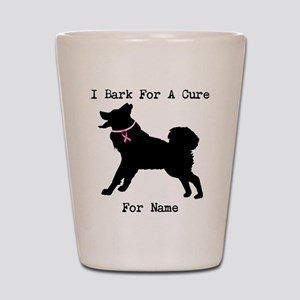 Alaskan Malamute Personalizable I Bark For A Cure