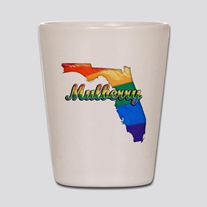 Mulberry, Florida, Gay Pride, Shot Glass