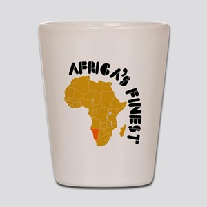 Namibia Africa's finest Shot Glass