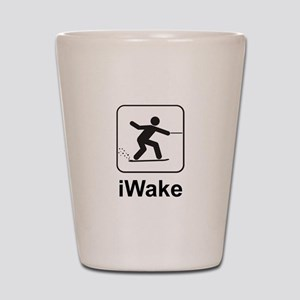 iWake Shot Glass