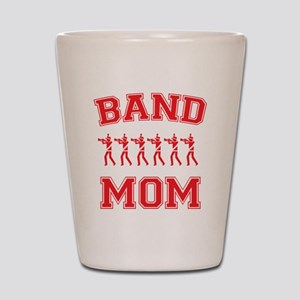 Band Mom Shot Glass