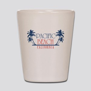 Pacific Beach Regal Shot Glass