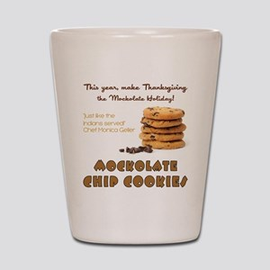 MOCKOLATE CHIP COOKIES Shot Glass