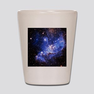 Magellanic Clouds (High Res) Shot Glass