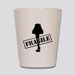 Fragile Leg Lamp Shot Glass