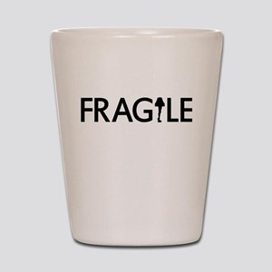 A Christmas Story FRAGILE Shot Glass