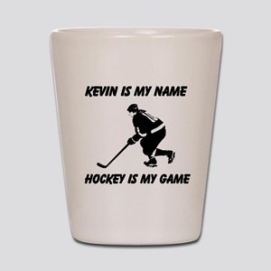 Hockey Is My Game Shot Glass