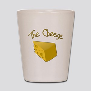 The Cheese Shot Glass