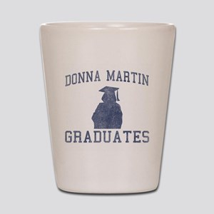 Donna Martin Graduates Shot Glass