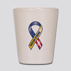 Boston Strong Shot Glass
