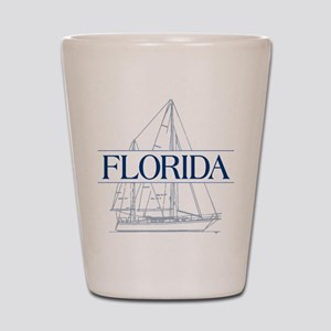 Florida - Shot Glass