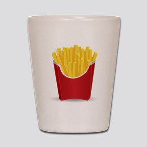 French Fries Shot Glass