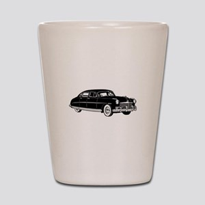Fifties Classic Car Shot Glass