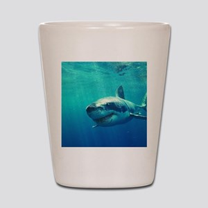 GREAT WHITE SHARK 1 Shot Glass