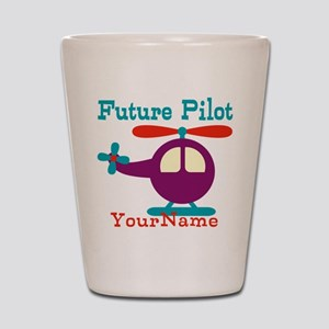 Future Pilot - Personalized Shot Glass