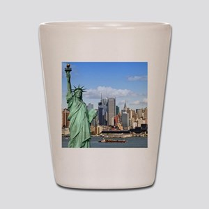 NY LIBERTY 1 Shot Glass