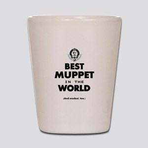 Best 2 Muppet copy Shot Glass