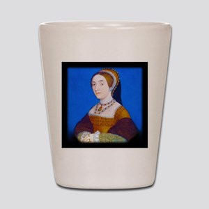 Catherine (or Kathryn) Howard Shot Glass