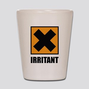 IRRITANT Shot Glass
