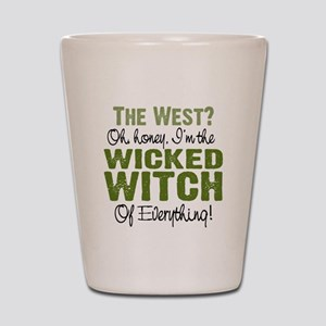 Wicked Witch of Everything GR Shot Glass