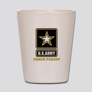 U.S. Army Proud Parent Shot Glass