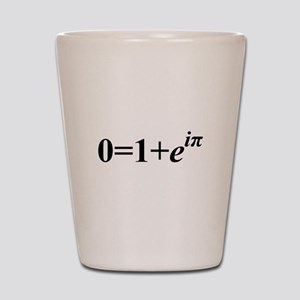 Euler Formula Shot Glass