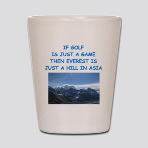 GOLF6 Shot Glass