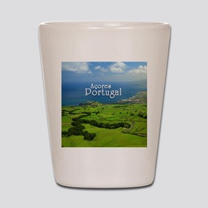 Azores - Portugal Shot Glass