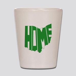 Ohio Home Shot Glass
