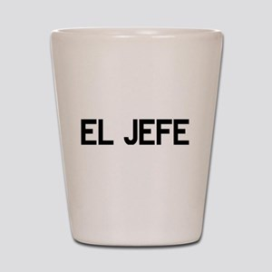 El JEFE Shot Glass
