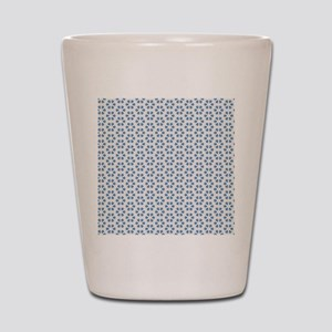elegant decorative pattern Shot Glass