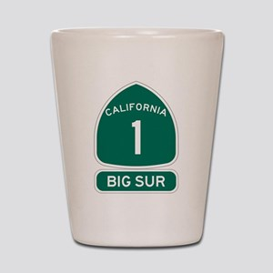 Big Sur - PCH - CA1 Shot Glass