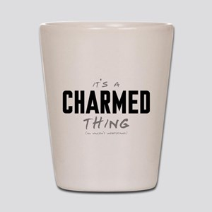 It's a Charmed Thing Shot Glass