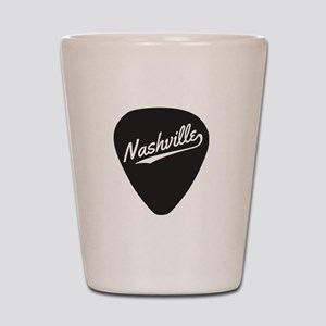 Nashville Guitar Pick Shot Glass
