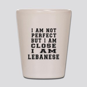 Lebanese Designs Shot Glass